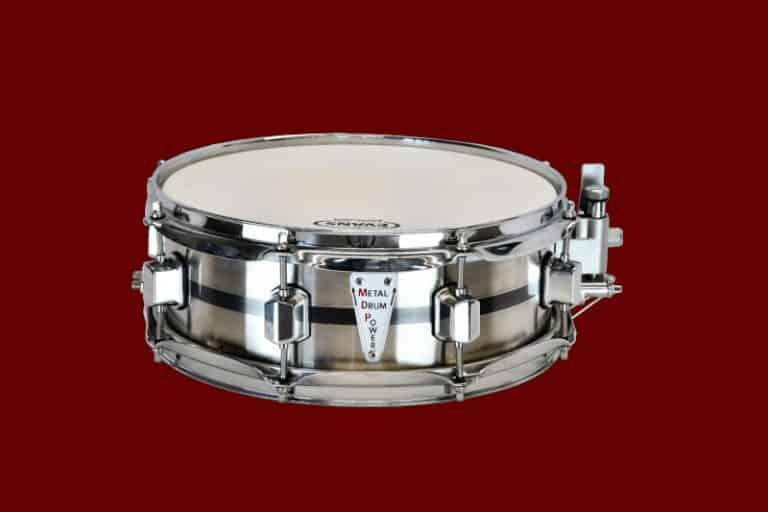 Snare Drum 12'' x 4,5''